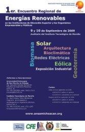 Energías Renovables - Asociación Nacional de Energía Solar