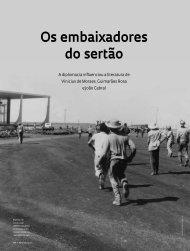 Os embaixadores do sertão - Revista Pesquisa FAPESP