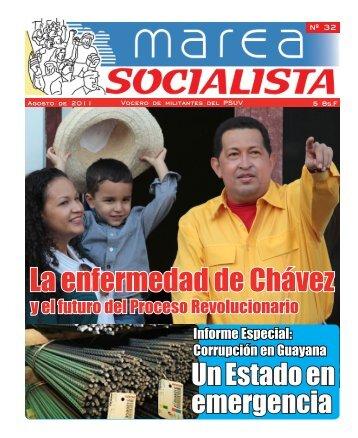 pdf de Marea Socialista Nº 32 - Aporrea