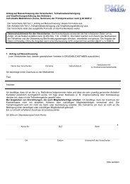 Download als PDF - bei der BKK exklusiv