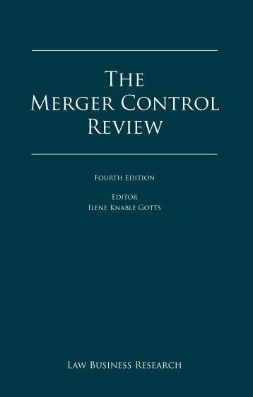 The Merger Control Review - Gianni, Origoni, Grippo, Cappelli ...