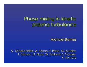 Phase mixing in kinetic plasma turbulence