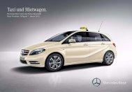 Preisliste Taxi und Mietwagen gültig ab 1.1.2012 - Mercedes-Benz ...