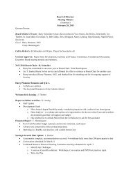 Board of Directors Meeting Minutes (Summary) February 28, 2013 ...