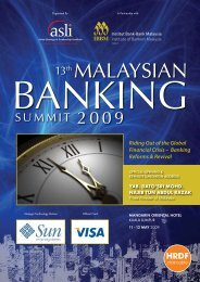 Riding Out of the Global Financial Crisis – Banking Reforms & Revival