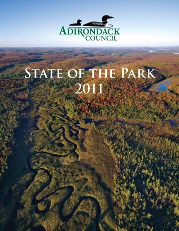 State of the Park 2011 - Adirondack Council