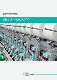 FlexiRotorS 3000 - Savio SPA