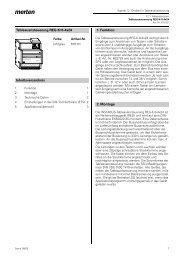 675101 Tableauansteuerung REG-K/8-4x24 -  Merten