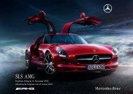 SLS AMG - Brammer Automobile in Hamburg | Mercedes