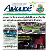 edição 582 - Câmara Municipal de Avaré