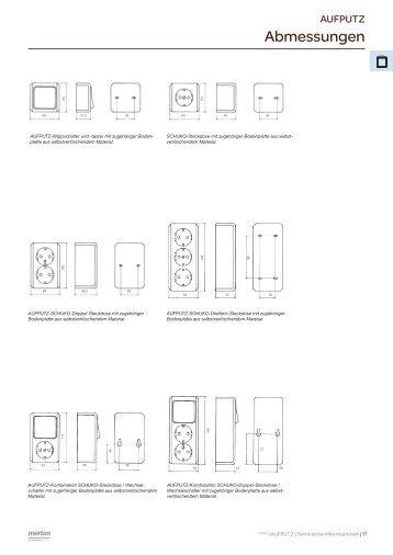 die angaben sind aus datenbl ttern der materialher merten. Black Bedroom Furniture Sets. Home Design Ideas