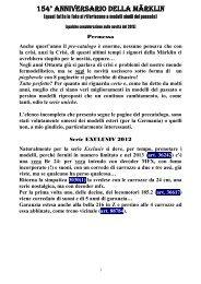 154° anniversario della Märklin.pdf - 3Rotaie.it