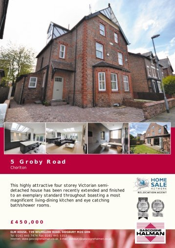 5 Groby Road