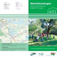 NaturErkundungen - Metropole Ruhr