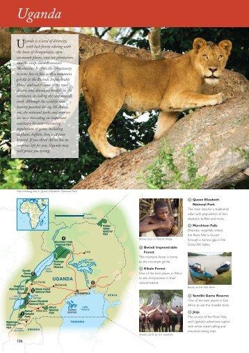 Uganda - Audley Travel