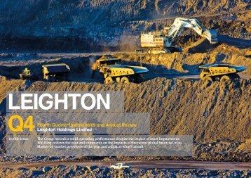 PDF - 8.4 MB - Leighton Holdings