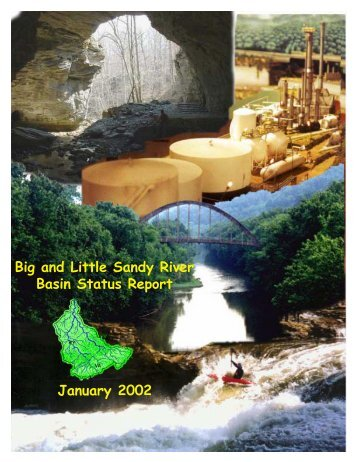 Big and Little Sandy River Basin Status Report ... - Division of Water