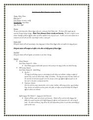Social Interactive Model (Cooperative Learning) Lesson Plan - Albany