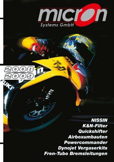 K/&N YA-5001 Motorrad K/&N Tausch-Luftfilter