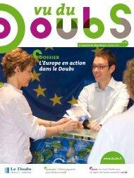 Téléchargez le pdf - Vu du Doubs - Conseil général du Doubs