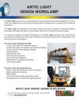 Artic light Xenon booklet.indd - US Reflector - Page 2