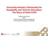 The story of Hotel ICON
