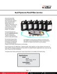Audi Tiptronic Fluid/Filter Service - Page 2