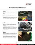 Audi Tiptronic Fluid/Filter Service - Page 4
