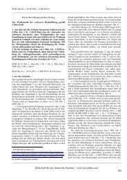 BGH, Beschl. v. 26.10.2011 – 2 StR 287/11 Bachmann/Goeck ... - ZJS