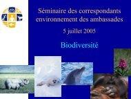 Biodiversité - France-Diplomatie-Ministère des Affaires étrangères