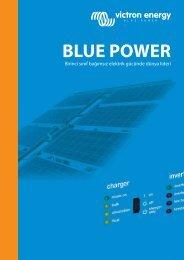 BLUE POWER akÜ ŞaRj ciHaZi iP20 - Solar Bazaar