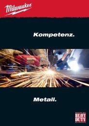 Metall Endversion 1-11 - Milwaukee
