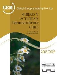 GEM Mujer 2005 / 2006 - Facultad de Economía y Negocios UDD ...