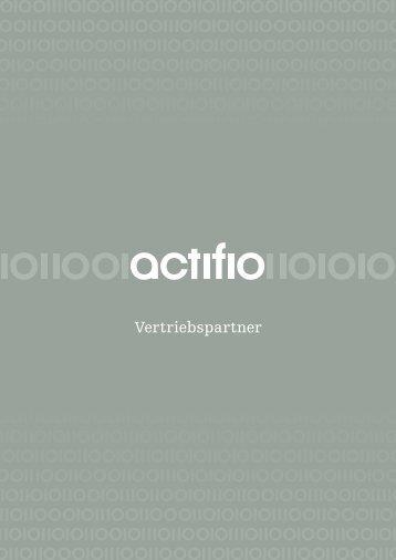 Vertriebspartner - Actifio