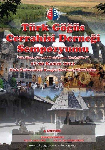 www.turkgoguscerrahisidernegi.org 2. DUYURU - Türk Toraks ...