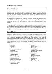 Plattformprofil: JobStairs Was ist JobStairs? Daten & Fakten