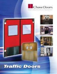 Puertas para Tráfico Pesado - Chase Doors