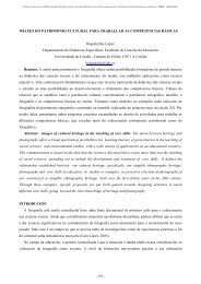 Imaxes patrimonio cultural e competencias básicas - asociación ...