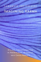 Ethical Transformation in Amerindian, Buddhist, and Greek Rebirth
