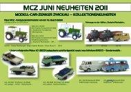 MCZ Werbeflyer MCZ Juni 2011.pdf - Modellbahnstation