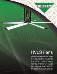 HVLS Fans - Stab-A-Load