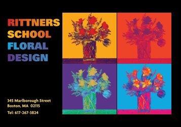 RITTNERS SCHOOL FLORAL DESIGN - Rittners School of Floral ...