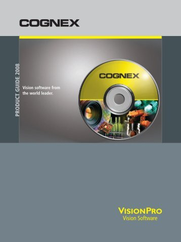 Vision Software from the World Leader - Systemy wizyjne