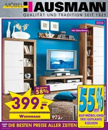 2 U 4 Streuung Alle - Möbel Hausmann