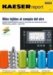 Reporte de Kaeser México - Logismarket, el Directorio Industrial