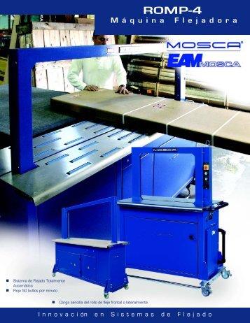 Literatura del producto ROMP4 - Logismarket, el Directorio Industrial