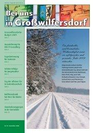 Dezember 2008 / Nr. 96 (1,75 MB) - Großwilfersdorf