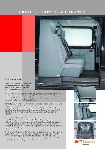 Ford Transit Comfort