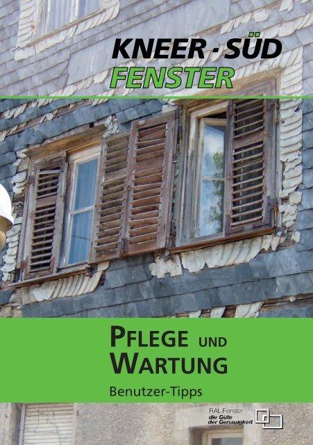 Pflege und Wartung - Kneer GmbH