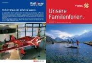 angebote für Gross und Klein 2006. - Moja Szwajcaria